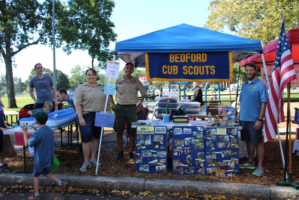Bedford Day Booth