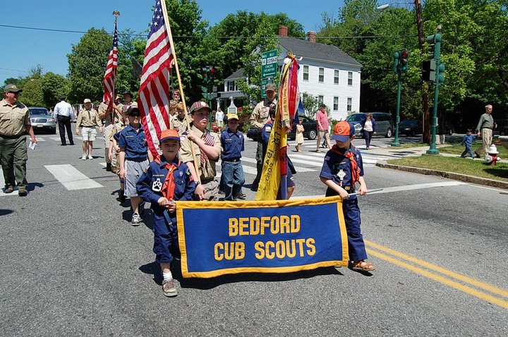 Bedford Day Parade